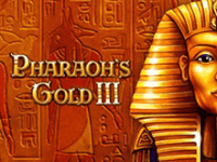 Pharaohs Gold III на зеркале онлайн