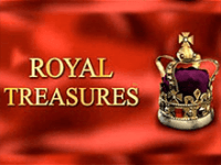 Автоматы Royal Treasures на зеркале